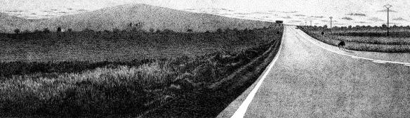 Carretera - El silencioso amigo del viento
